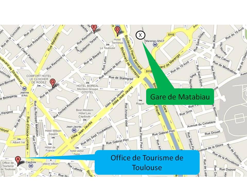 Toulouse practical guide - Office tourisme de toulouse ...